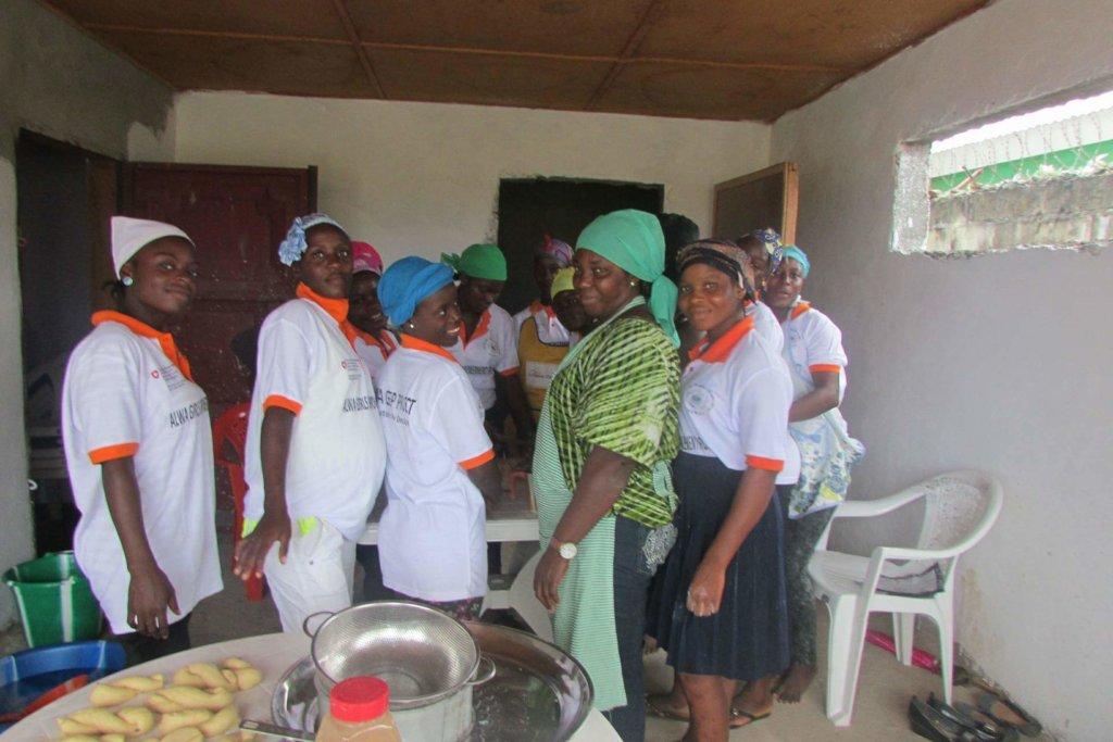Micro Finance for 200 Rural Women in Liberia