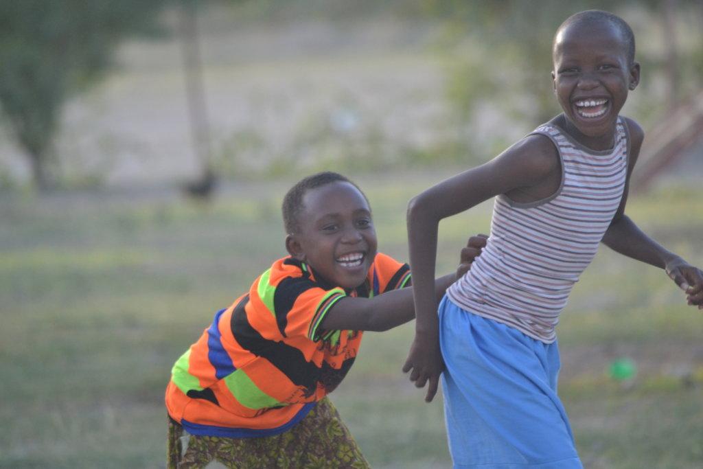 Educating Forgotten Children in Tanzania