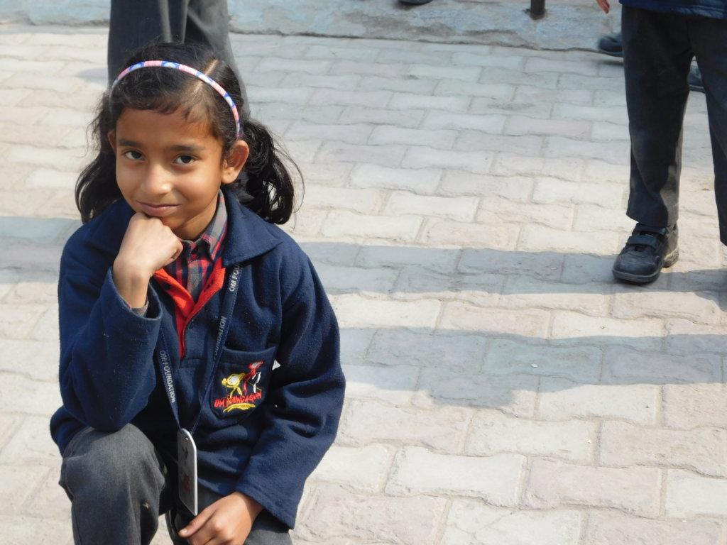 Empower 300 kids for a decent living