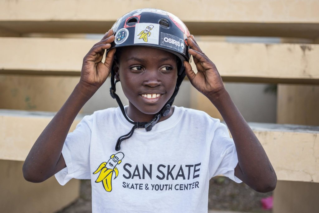 San Skate - Skate and Youth Center in San Luis, DR