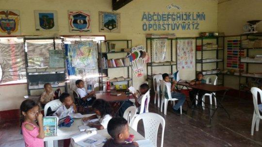 Better Education for 20 Rural Children of Necocli