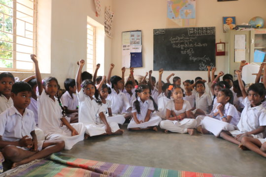 Water Access for Deprived Children in Rural India