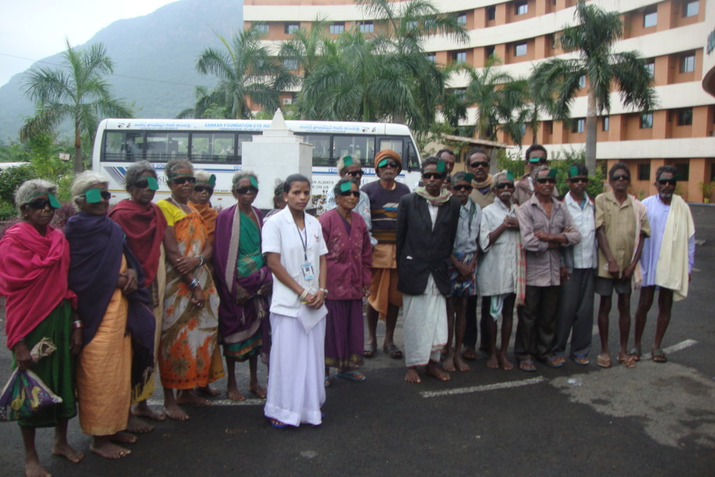 Conducting Health Camps in 100 Tribal villages