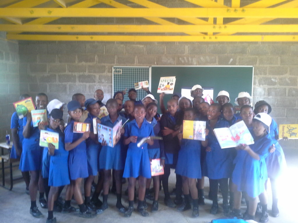 Educate & Motivate Girls in Rural Schools