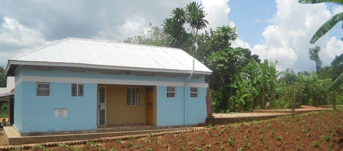 Kagoma County Rural Poverty Alleviation Project