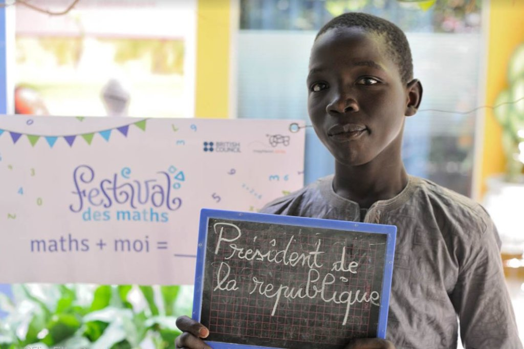 Support innovative learning for children, Senegal