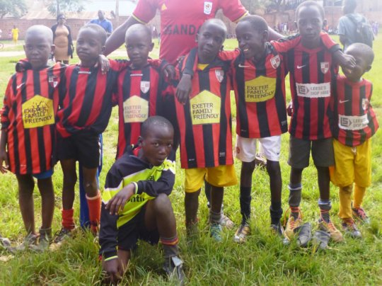 Empower and Support Children through SoccerAcademy