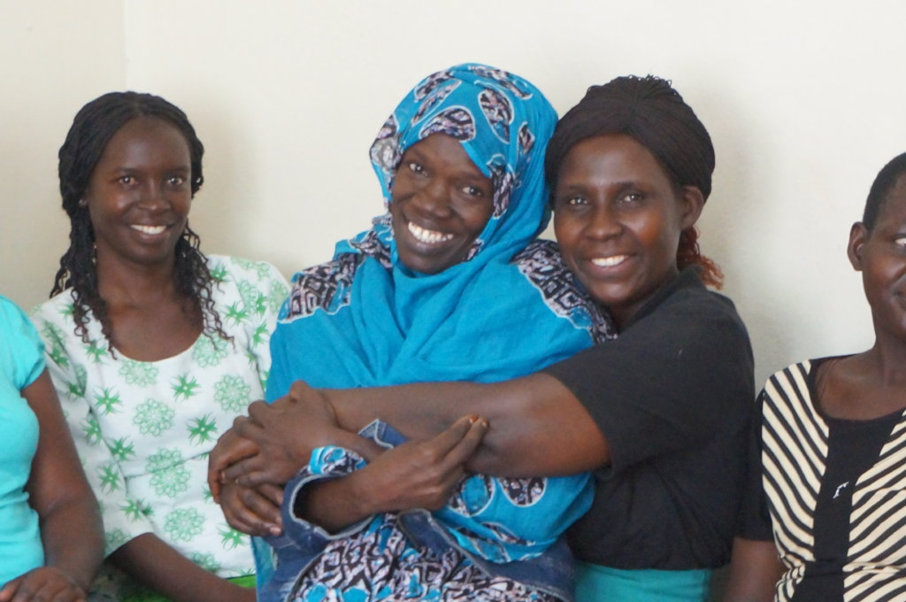 Give HIV+ mothers in Kenya a future