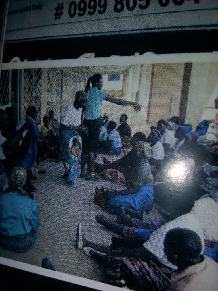 Hostel for 300 girls Malili