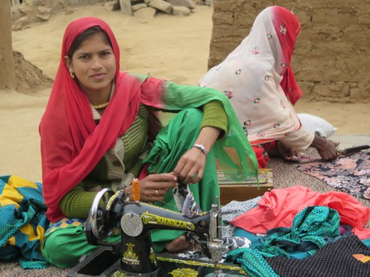 Indian handicrafts are magic and generate income