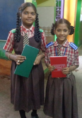 Educate and Empower 50 girl children in India