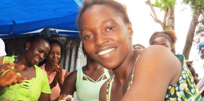Empower 100 Women and Girls in Sierra Leone