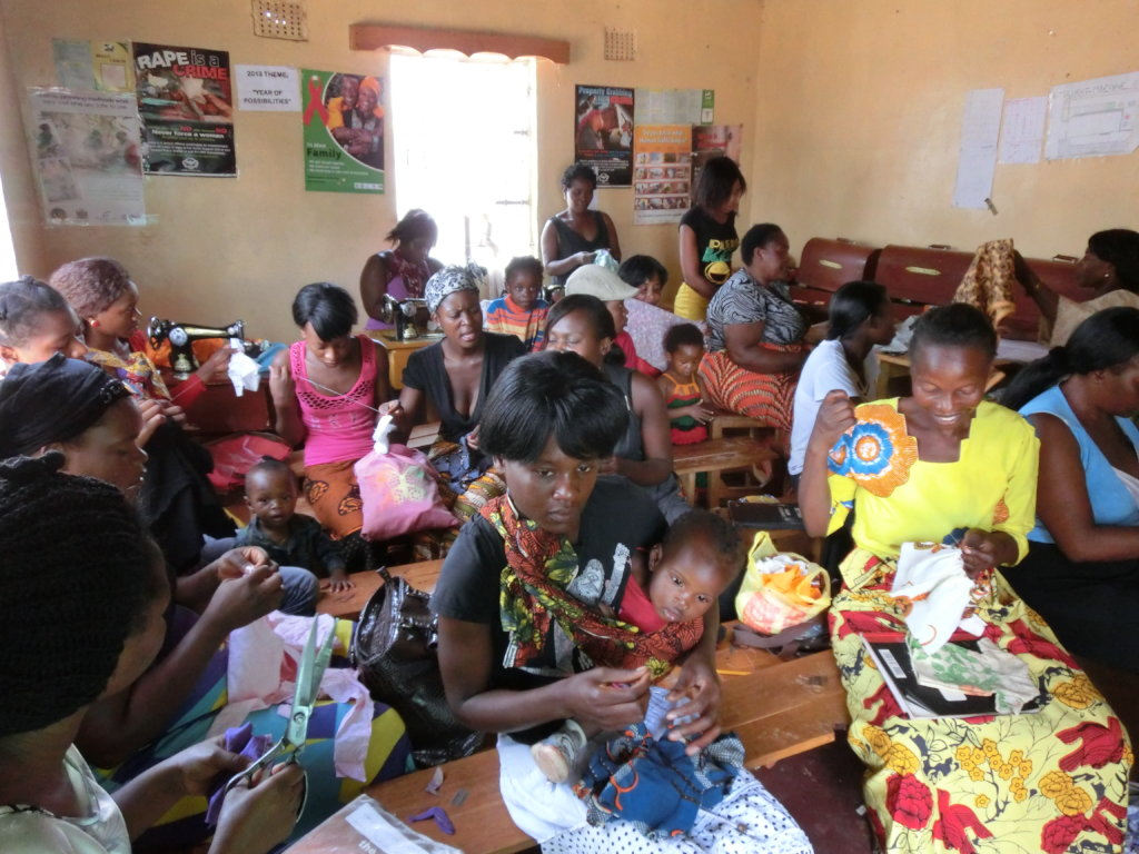 BUILD LIBRARY/COMMUITY HALL FOR 300 ZAMBIANS