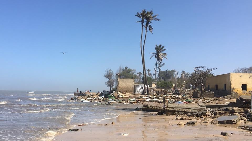 Sea invasion in Senegal: let us save the children