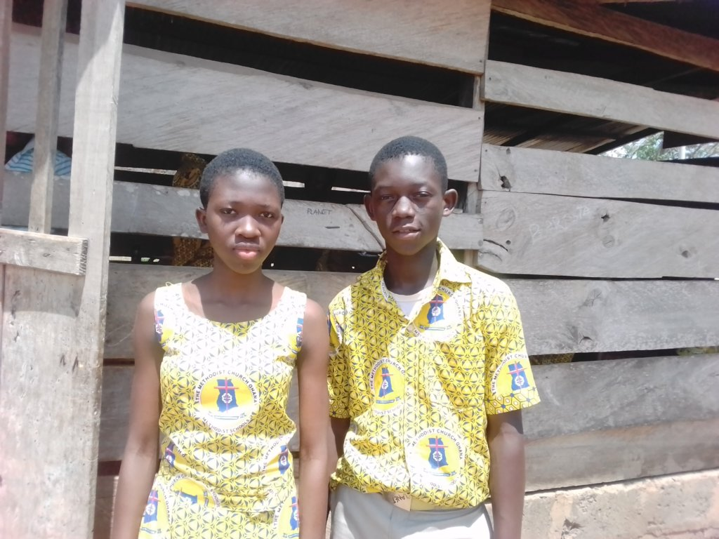 Build 3 Classrooms for 113 pupils in Hohoe, Ghana