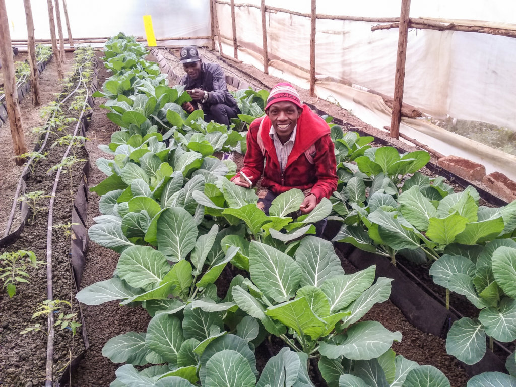 Help Young Kenyans Get a Trade Skill