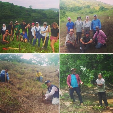 Support Riparian Reforestation with Azuero Farmers