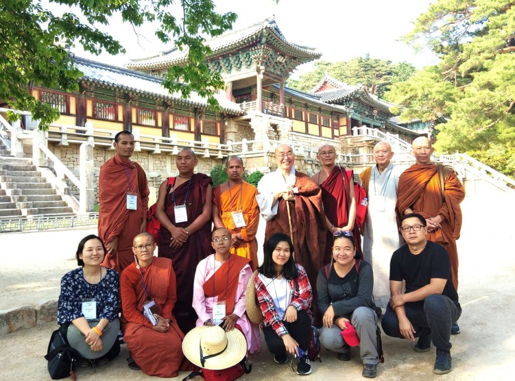 Jungto Society Study Tour in South Korea