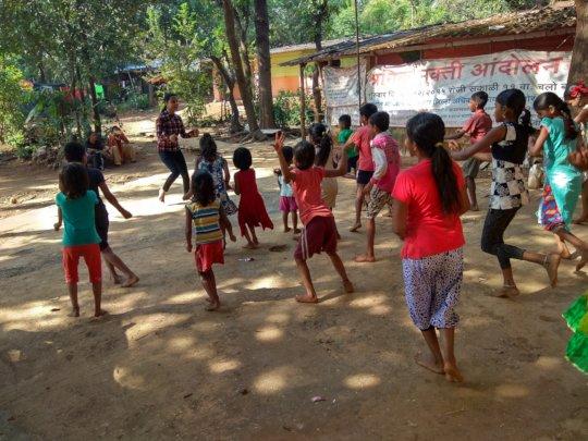 Dance Workshop - by Ms. Neha Thakur