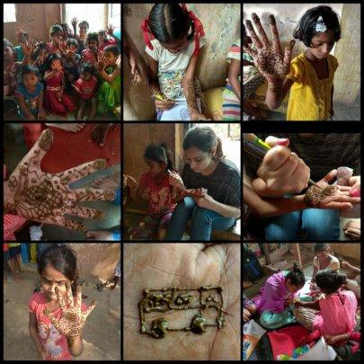 Mehandi Creative Workshop