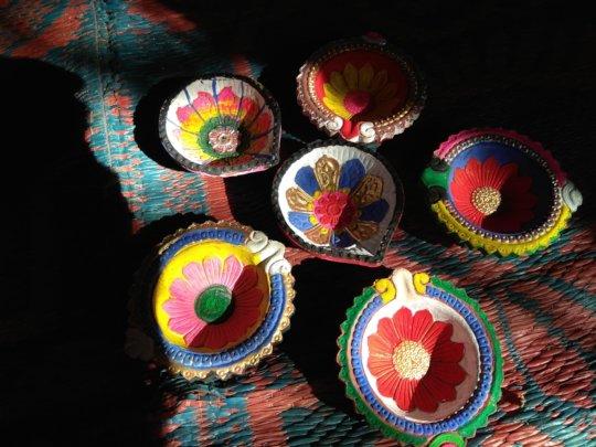 Diwali - Diya Decoration 2