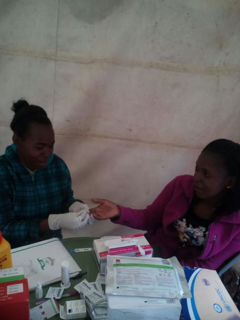 Healthcare to 500 vulnerable  youth  in Kenya