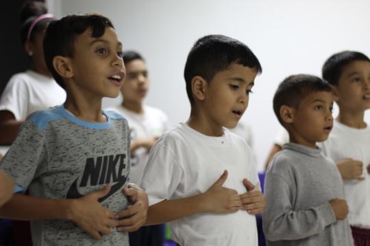 Choir techniques