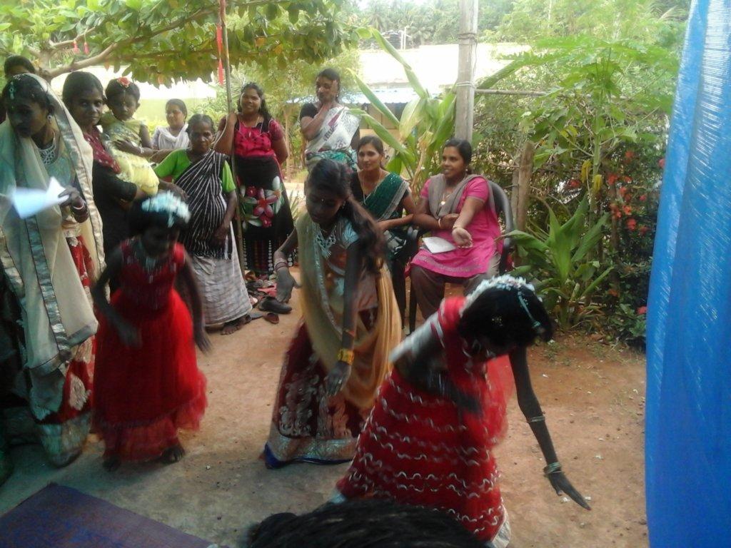 Equip 250 OCKHI Affected Tribal Children Education