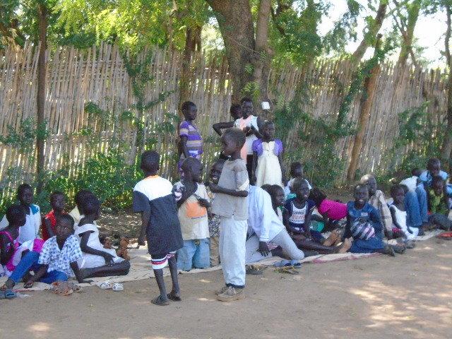 Help 1000 Starving Children in Torit south Sudan
