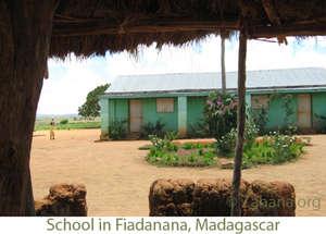 School in Fiadanana