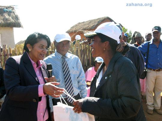 Zahana's Assitant Teacher Awarded