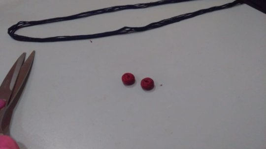 Materials for beaded necklace