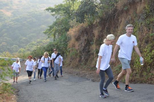 SAMPARC Heritage Walk