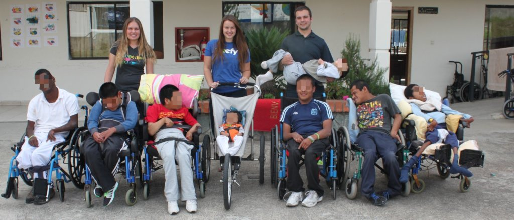 Support 22 Kids w/ Special Needs at OSSO Orphanage