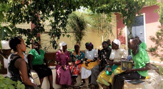 $1000 to give 10 women microloans in Kisumu, Kenya