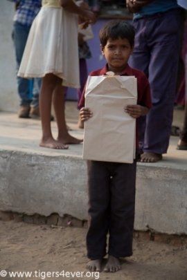 An education pack can make a huge difference