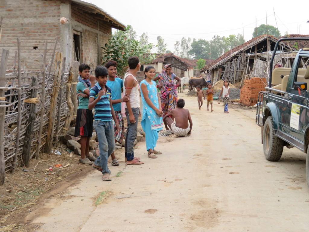 Village Life in Bandhavgarh