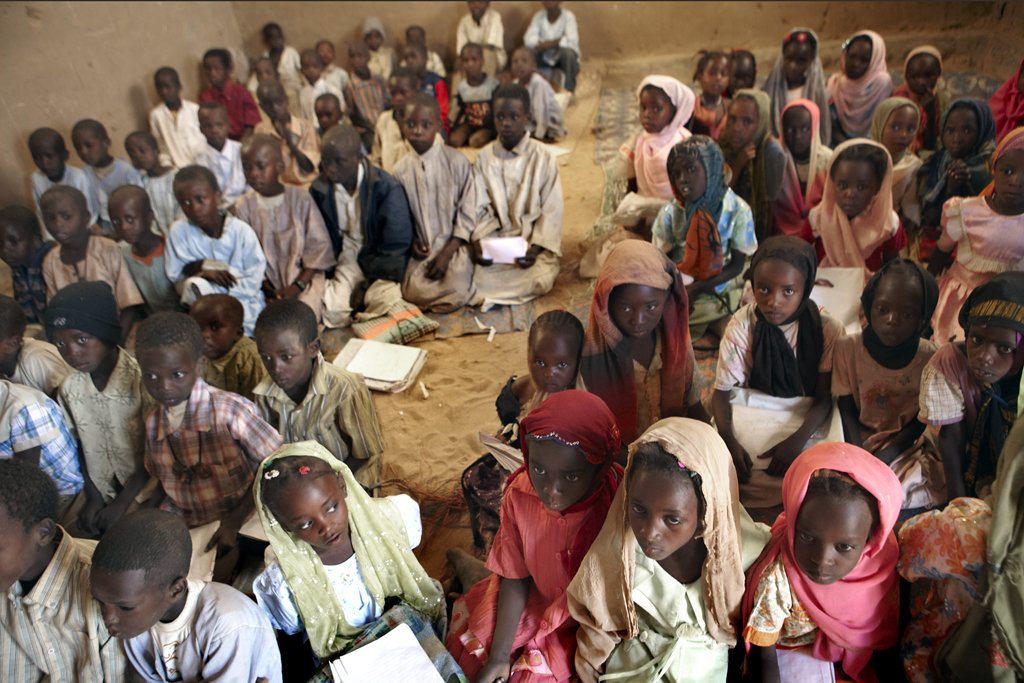 EDUCATE A CHILD - Primary Education for Refugees