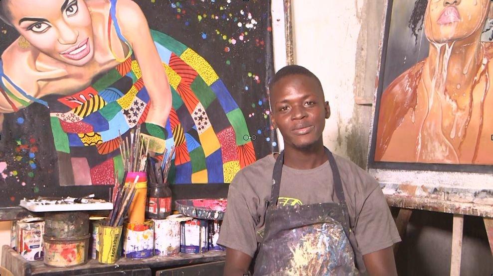 Help a Starving Artist Launch An Art Gallery