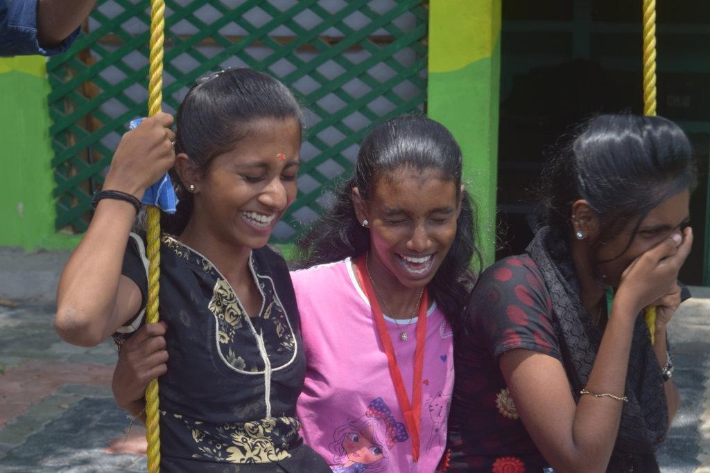 Summer Camp for Urban Slum Children In India