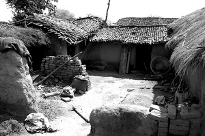 But there is still great poverty in our village