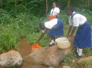 Matende Girls School Current Water 2nd Source