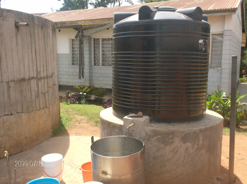 Matende Girls School Current Water Source