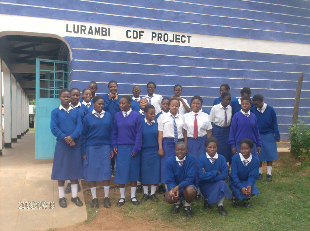 Matende Girls School Students