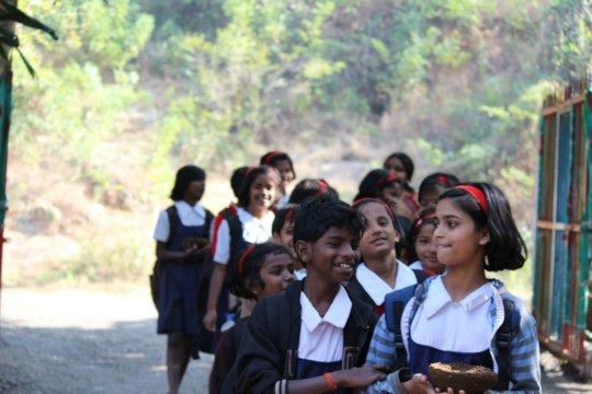 SAMPARC Bhaje Girls Home
