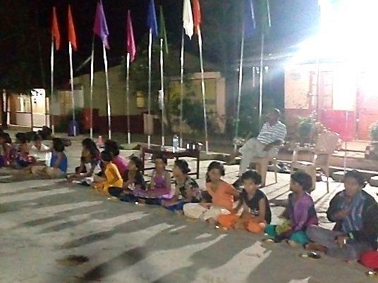SAMPARC Bhaje Balagram