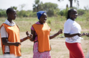 Her Steps Count: Promoting Women in Peacebuilding