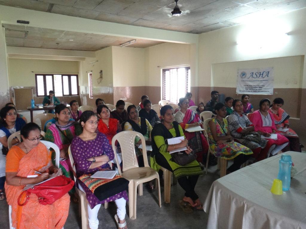 Training Parents of Autistic Children in India
