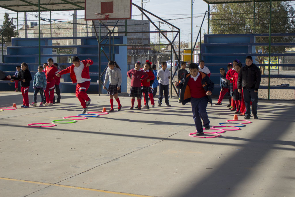 Help fight childhood obesity in Mexico