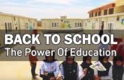 Back to school in Iraq